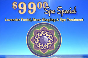 Spring Break Spa Special